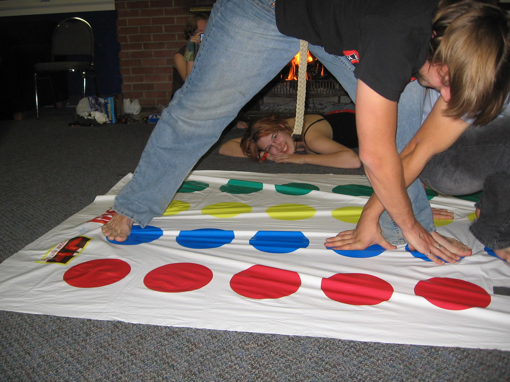 Day 124: Strip Twister... ahhhh | This has been a favorite g ...