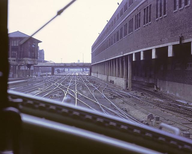 The Union Station Matrix