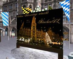 Christkindlmarkt am Marienplatz | by Stefan Weiß
