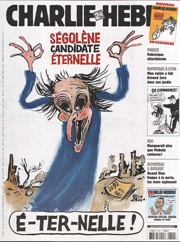 Charlie Hebdo, From CreativeCommonsPhoto