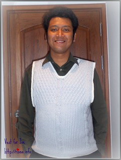 Vest for Joe | by Yohanes & Risna
