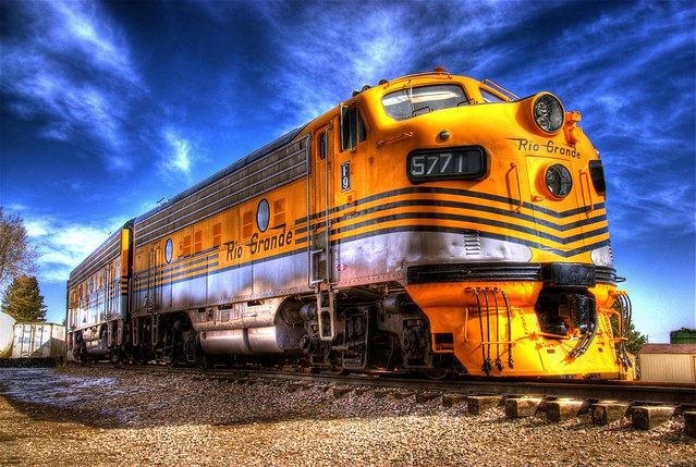 Covered Wagon Train
