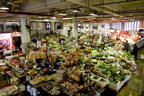 Wan Chai Market | by jonolist