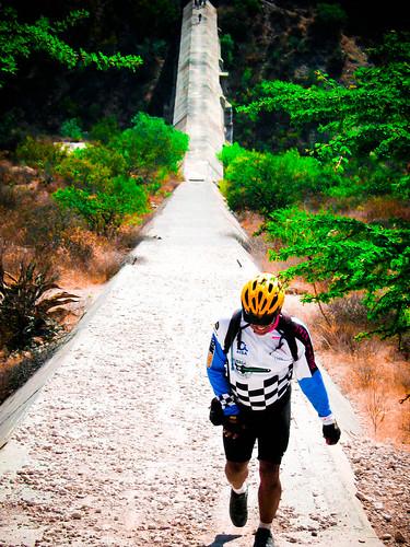 Caminando por El Sifón - Puebla
