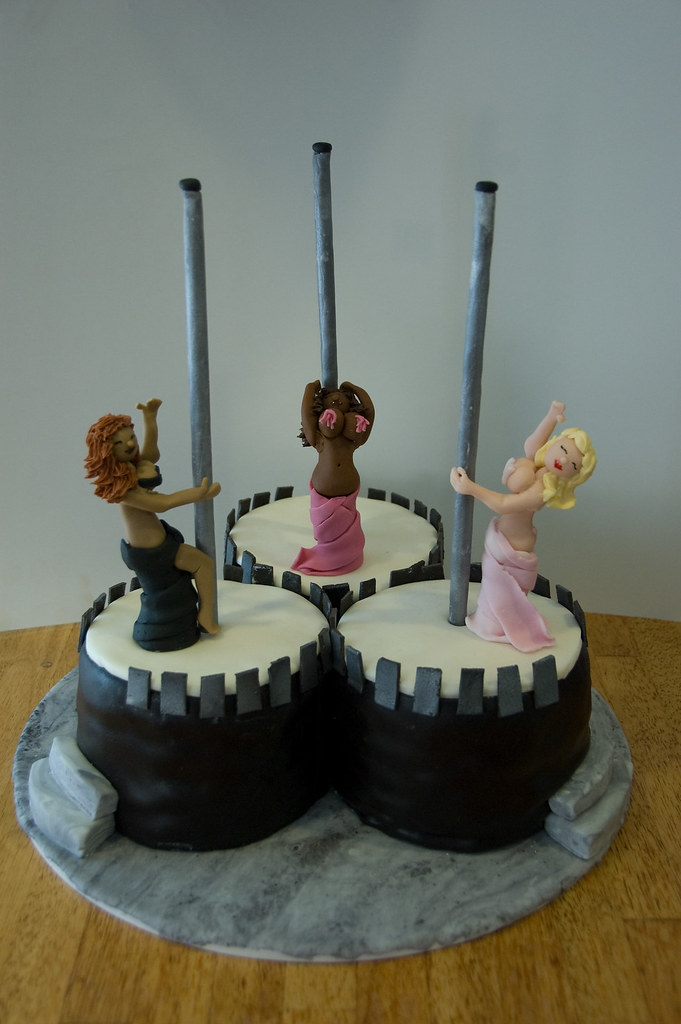 Excellent Samantha 30Th Birthday Cake Stripper July 2008 080712 0002 Flickr Funny Birthday Cards Online Elaedamsfinfo