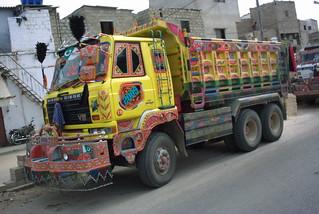 Yellow Truck 09