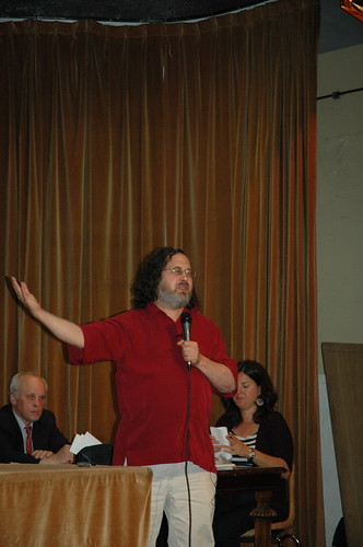 Richard Stallman en Argentina | by mat-