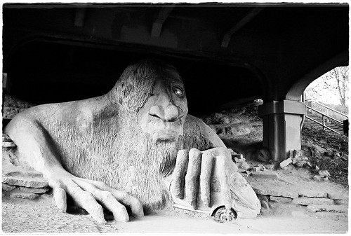 freemont troll | by MFer Photography