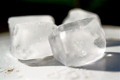 Frozen Ice Cubes IMG_1021   by stevendepolo