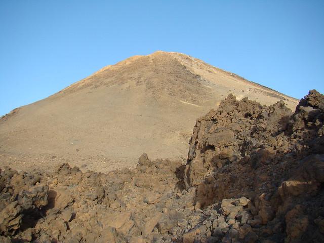 Subida a la cima del Teide Parque Nacional Patrimonio de la Humanidad Isla de Tenerife Islas Canarias 28