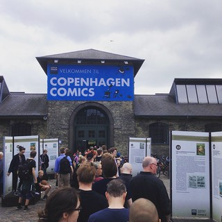 157/365 Copenhagen Comics drawing a big crowd | by Anetq