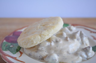 Grandpa Parrish's Sausage Gravy | by twoyoungladies