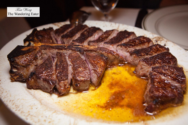 28-day aged porterhouse for two