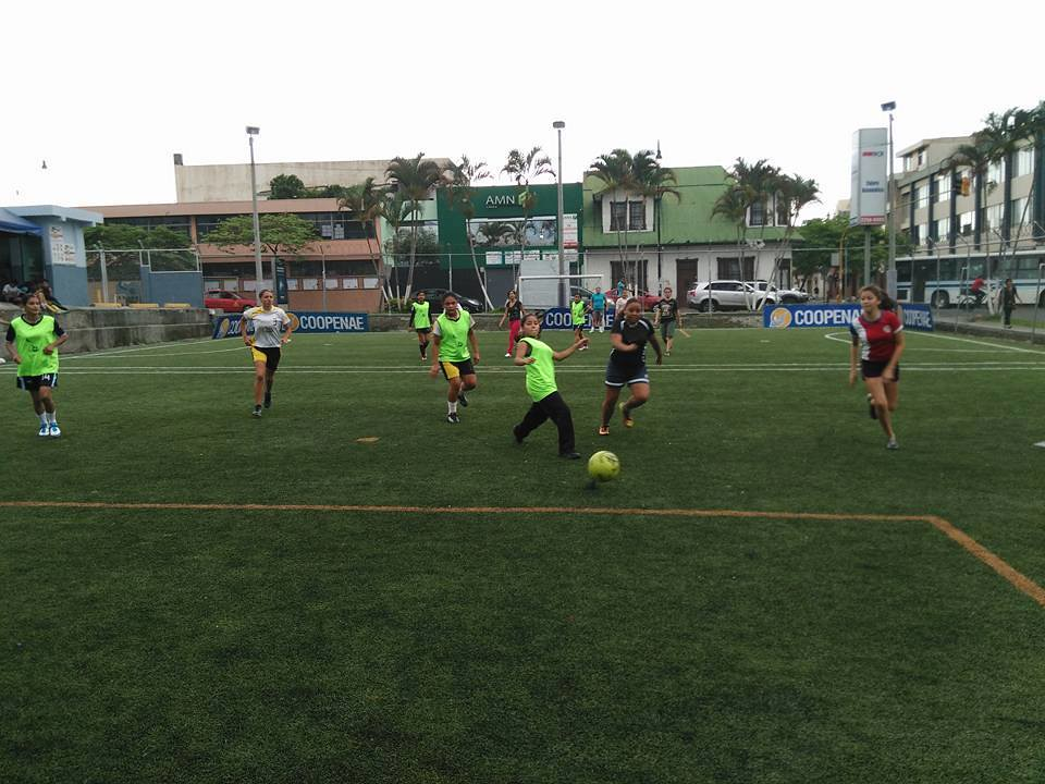Costa Rica - Seprojoven PLAY IT FORWARD