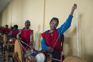 Women's Economic Empowerment Project, Addis Ababa | by United Nations Photo