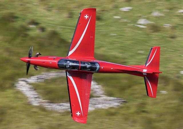A-106  Pilatus PC-21  Swiss Air Force  Pilotenschule