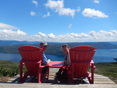 Gros Morne NP - lookout trail - 2