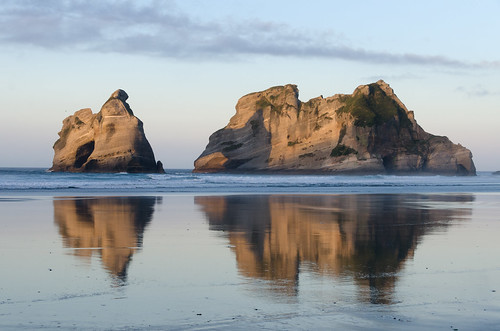 Wharariki Beach | by sebsphotos