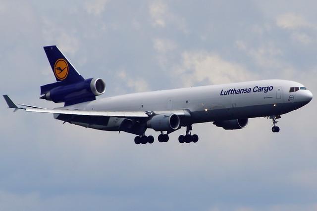 D-ALCI  MD-11F Lufthansa Cargo