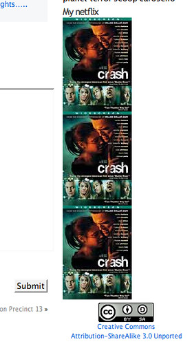 Crash netflix plugin | I absolutely hated the movie Crash, c… | Flickr