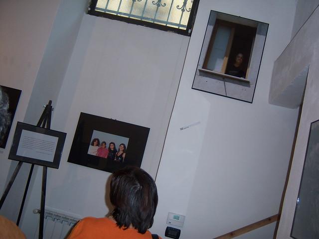 Mostra Pazzano di Pino Fiorenza (inizio)