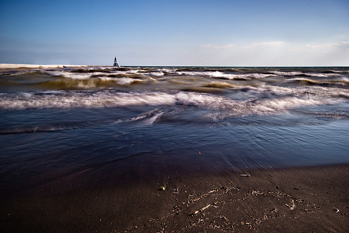 lighthouse ontario beach lakeerie greatlakes sigma1020mm erieau nd8 southwestontario bobwest k10d