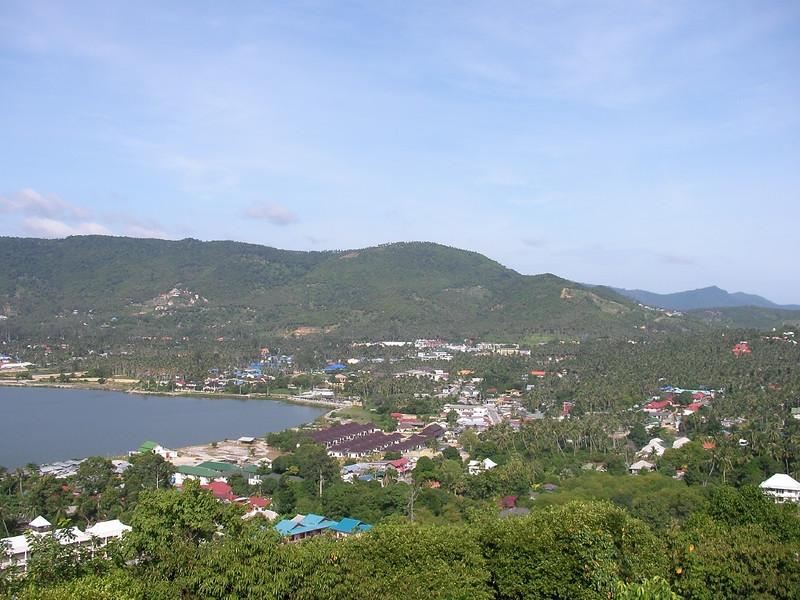 koh samui-view from kao hua jook-chaweng padoda4