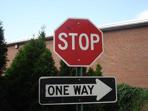 one way | by TheAlias