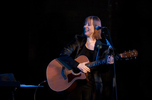Suzanne Vega in Cannes 4 | by Guillaume Laurent