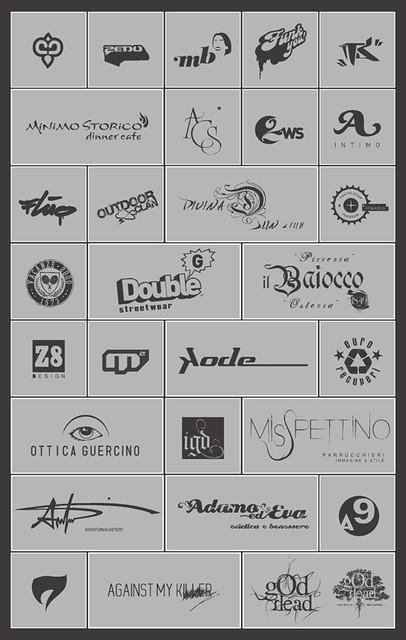 Identities/Brands - Cristian Mantovani graphic design
