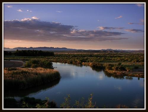 chihuahua rio del bravo texas desert sierra desierto presidio antiguo ojinaga cauce