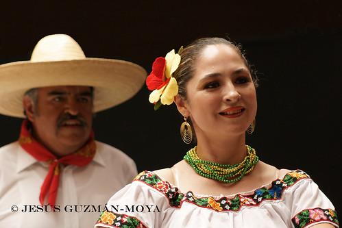 Caminando y disfrutando....en el zócalo de Puebla