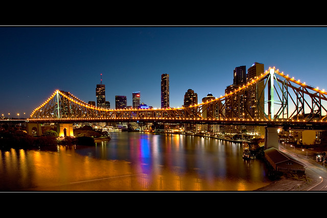 Previous: Story Bridge at Twilight