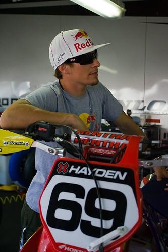 Nicky Haden