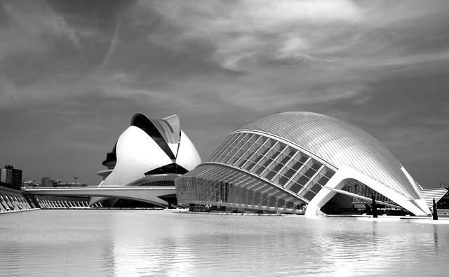 L'Hemisferic and Operahouse 2, Valencia