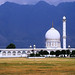 Hazratbal Shrine by shahbasharat