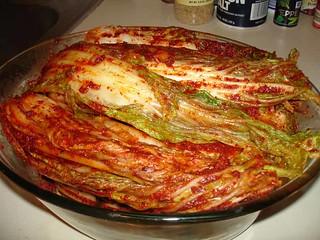 Amy's kimchi