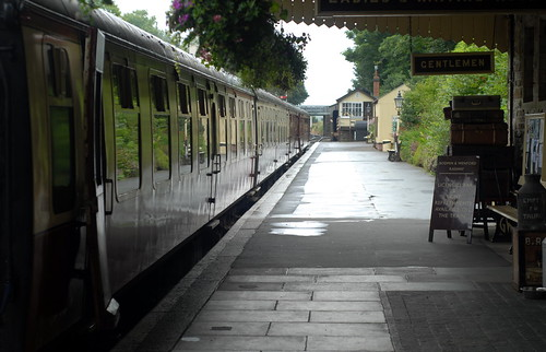 Bodmin General station, Bodmin & Wenford Railway | by Forest Pines