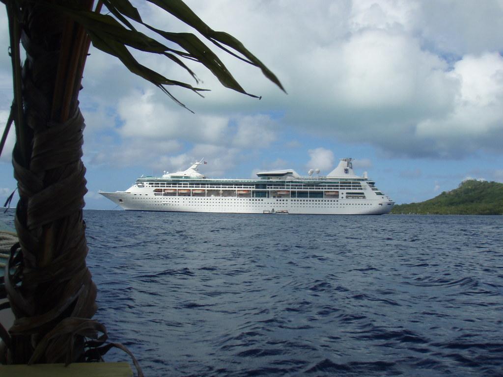 Rhapsody of the Seas - April 2009