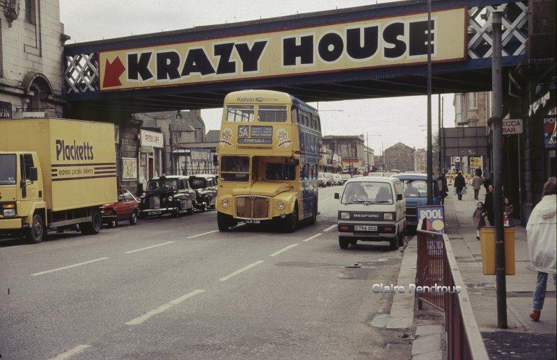 Krazy House, Glasgow.