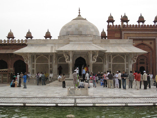 "Fatehpur Sikri: ghostcity 3--the ""baby taj""   by ideaczar"