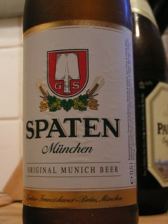 Spaten, München Hell, Germany