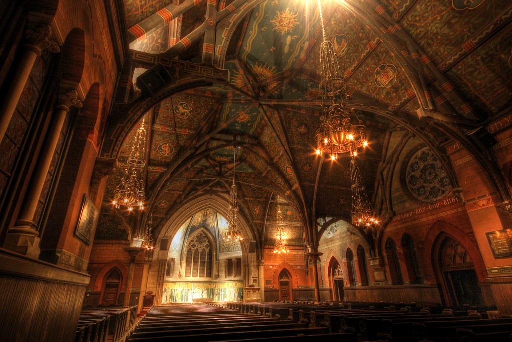 Sage Chapel by eflon