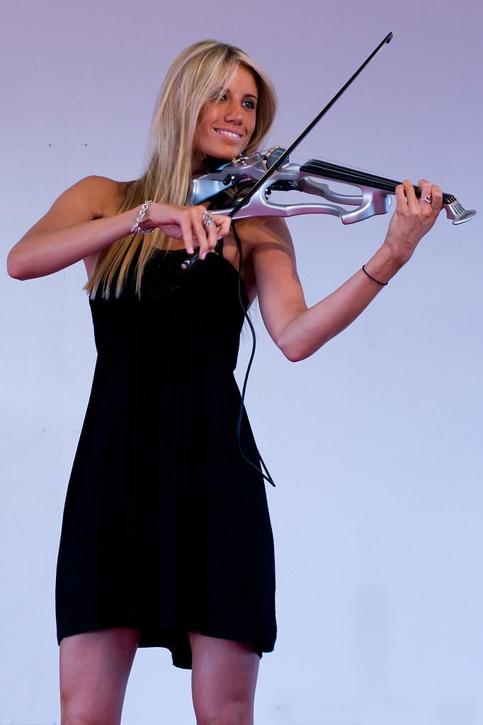 Chantal Leverton of the quartet Escala   Julian C   Flickr
