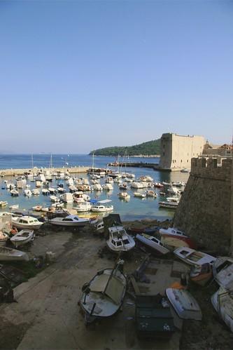 Dubrovnik Old Port   by photojenni