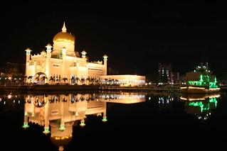 Sultan Omar Ali Saefuddien Mosque 1a