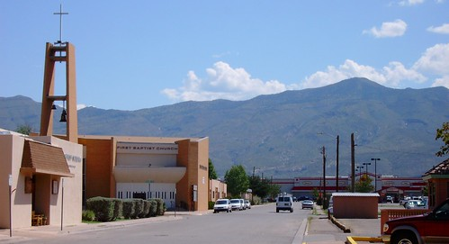 newmexico oterocounty alamogordo landscapes downtowns ushighway70 nm northamerica unitedstates us