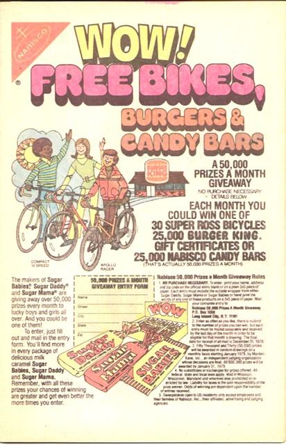 Burger King Candy Ad | Gregg Koenig | Flickr