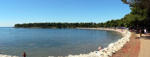 Rocky Beach, North of Poreč | by lostajy