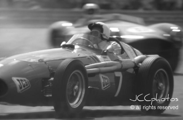 Le Mans 1978 Course Historique : Stirling Moss